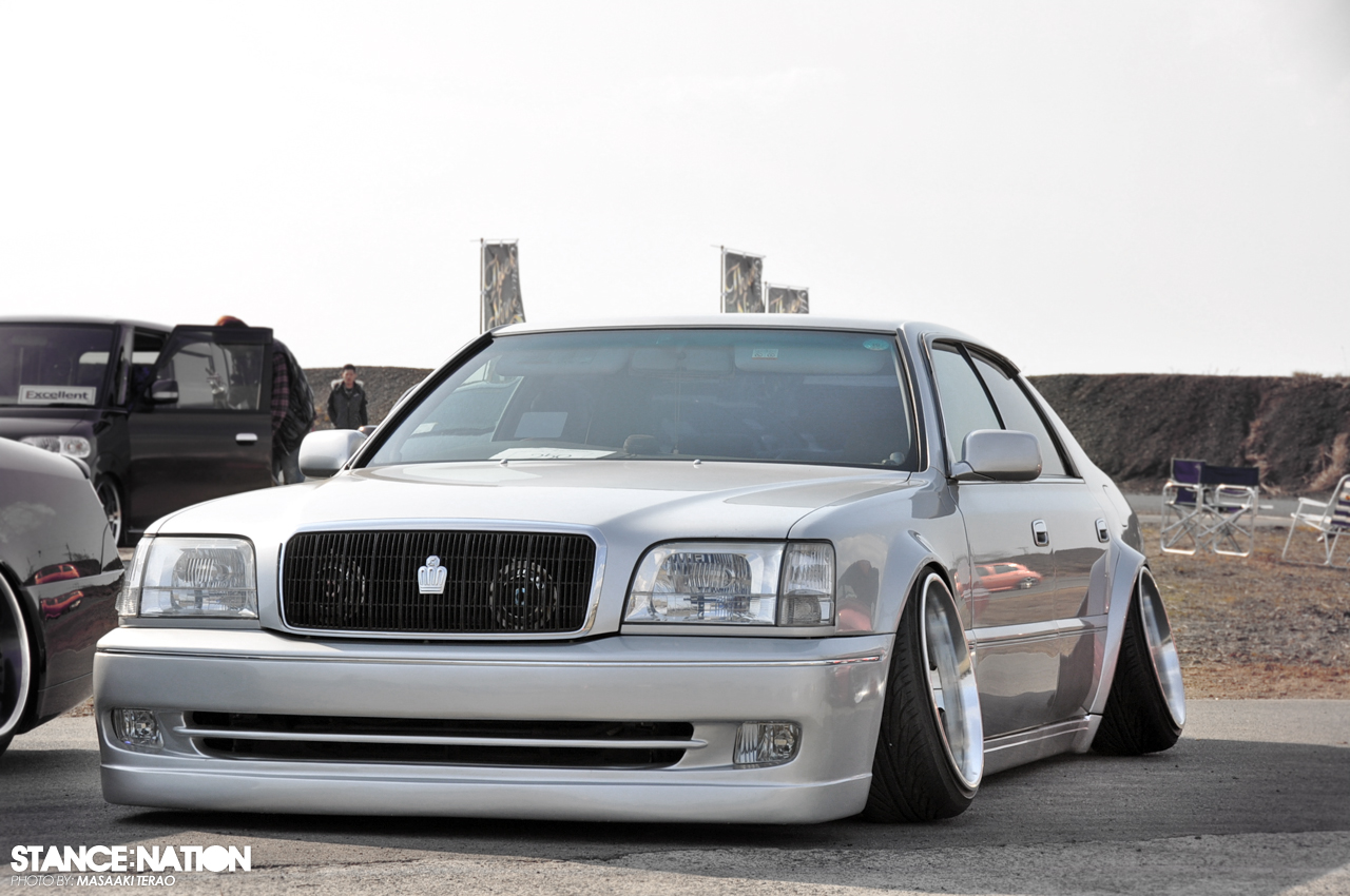 Japanese Sedans Stancenation Form Function