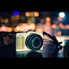 (jim_213) Tags: camera light bokeh sony olympus a55 epl2 sal35f18