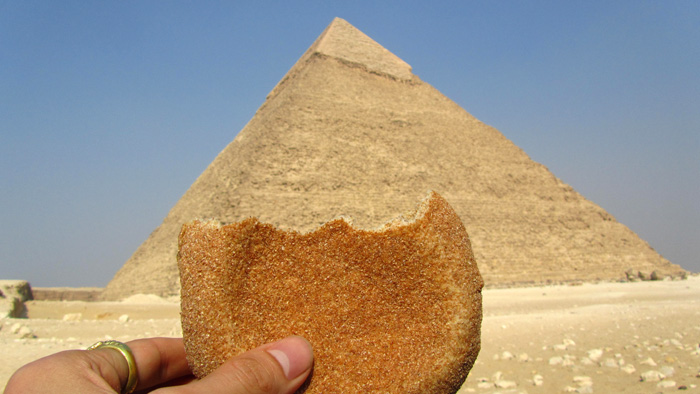 Egyptian Diet Bread
