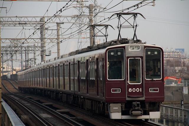 阪急8000系