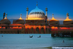 Brighton Pavilion Sharks