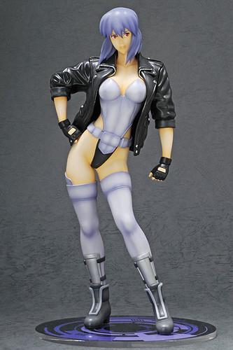 Motoko Kusanagi figure by Left Hand.