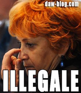 ilda illegale