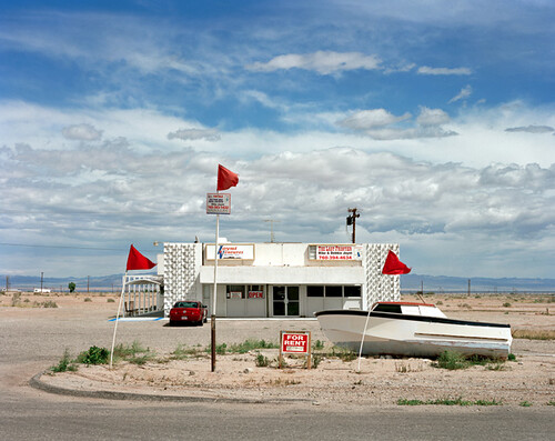 John Humble, The Last Frontier, Salton City, California, 2010