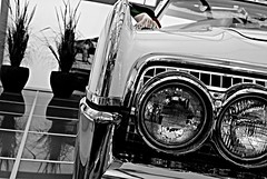 Constitution (Khaled Al Sharah) Tags: auto show old white black art silver project fun happy gold design blackwhite automobile paint country wheels gray performance dream happiness automotive international projects kuwait v8 global q8 dasman                 worldcars            alsharah