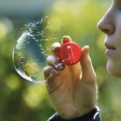 bubble (Lena Sachse) Tags: photography bubble burst