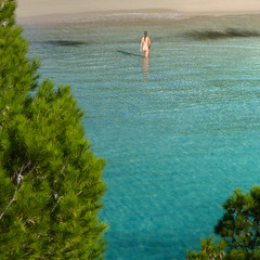 In harmony with nature (B℮n) Tags: geomenorca geotagged geo:lon=3936534 geo:lat=39937924 paradise nudist nudisme naturist beach unspoiled pines calamacarella turquiose sea menorca laid back wild aromaticsmellingpines sandybeach crystalclearwater paradisebeach spain balearics turquoisebluewater crystalclearblue minorca balearicislands rockycoastline naturalenvironments unesco biospherereserve mediterraneanlandscape harmony nature nude naked girl crystal clear blue woman swim butt clearwater deepblue mediterraneansea rurallocation deepbluesea palebluesky crystalbluesea semicircularbay serenebluewater tranquilunspoiltplace dream backtonature eva boderek 50faves topf50 venere 100faves topf100 200faves topf200