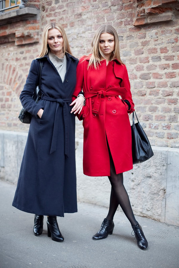Edita Vilkeviciute and Magdalena Frackowiak