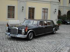 Mercedes 600 Pullmann W 100 (Mc Steff) Tags: mercedes benz w 600 100 pullmann w100