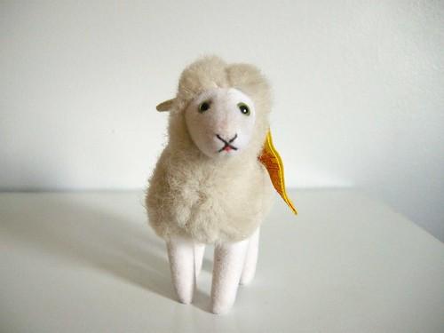 Lamb Steiff