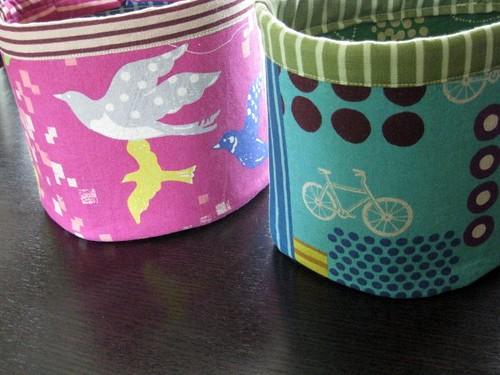 Bike Buckets!