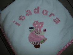 Isadora (Gisele Iensen) Tags: baby soft bebe manta