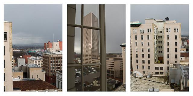 Hotel views 1-2