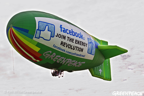 Image: Facebook, Join the Energy Revolution