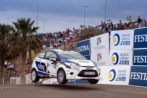 Ojeda Rally Islas Canarias
