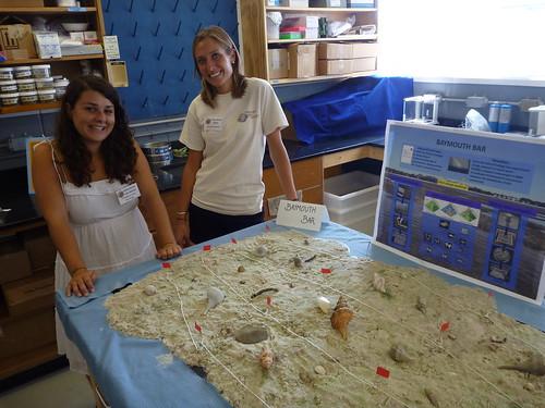 Cristina and Hanna