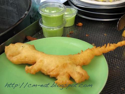 Dinosaur Pa Tong Go!