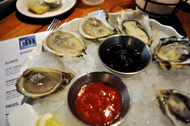 RM Seafood - Oysters