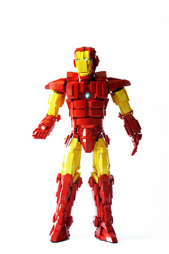 "IRONMAN by ""Orion Pax"""