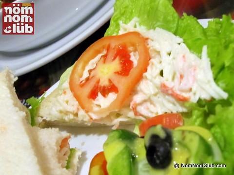 Kani Sandwich