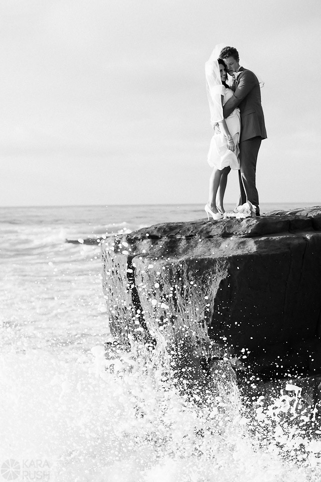 La Jolla Beach Wedding-1-4