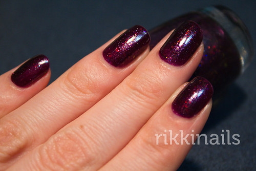 OPI Merry Midnight 2