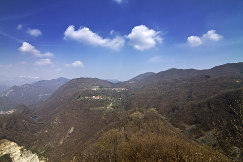 Panorama from Monte Tucri #3