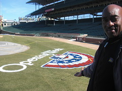 Opening Day at Wrigley Field