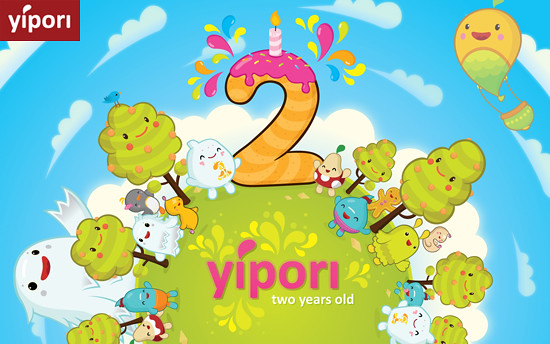 Forest Party (2 years of Yipori)