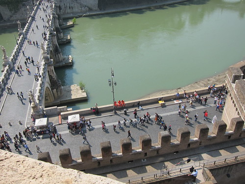 From Castel Sant'Angelo