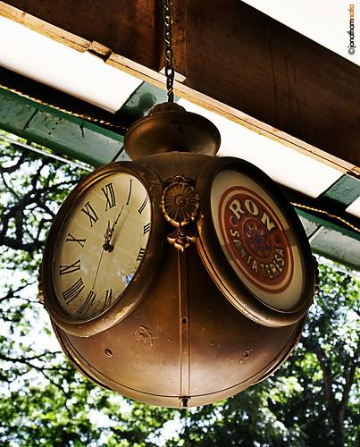 Shot 30 (Santa Teresa Clock ) by ICONOJONA
