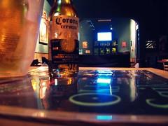 Recess (Lolita Storm) Tags: travel beer bar night canon season photography bottle drink cerveza objects powershot corona tavern recess vacations sx120