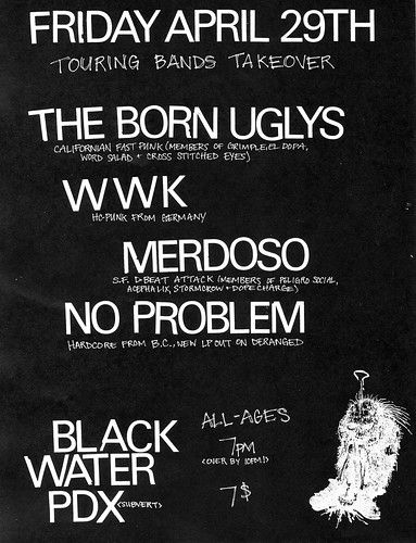 4/29/11 TheBornUglys/WWK/Merdoso/NoProblem