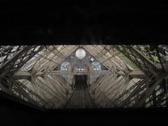 Eiffel Gaze ( - voyageur entre l'instant) Tags: paris france eiffeltower eiffel toureiffel francia parigi toureiffelparis oida toureiffelparigi