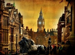 Big Ben . London .