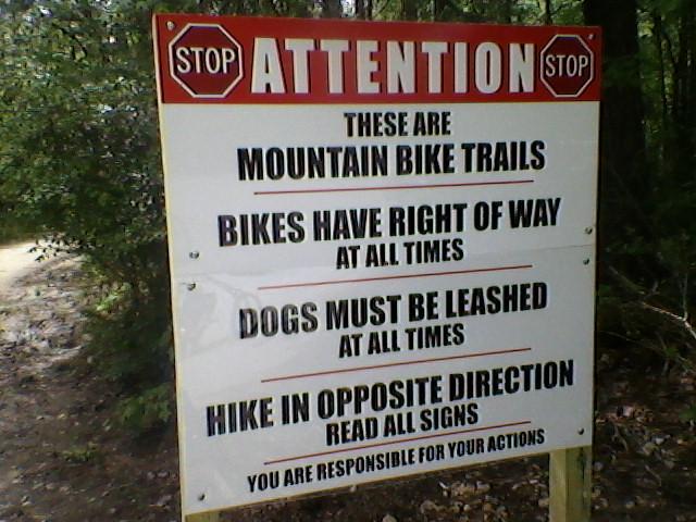 mtb sign