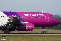 LZ-WZC - 4308 - Wizzair - Airbus A320-232 - Luton - 110314 - Steven Gray - IMG_0917
