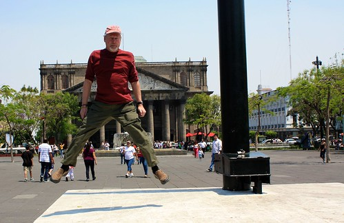 Levitation Event in Guadalajara, Mark