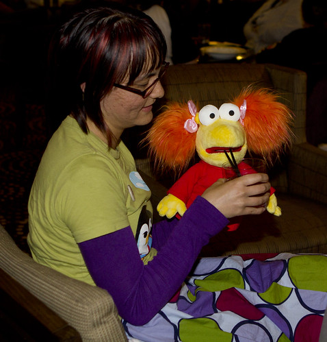 Proper Care and Feeding of a Fraggle