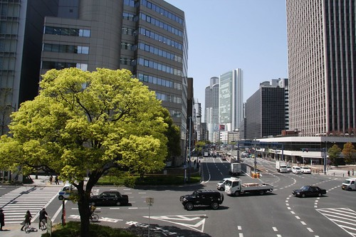 大阪の動脈 / Big city,Osaka