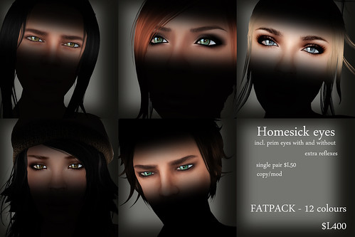 A:S:S - Homesick eyes