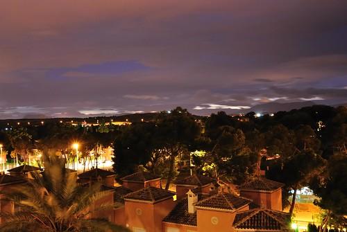 Desde San Juan de Alicante