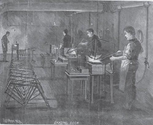 Brazing Room