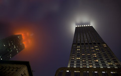 Empire State (Explore Apr 27, 2011 #145 ) (martin zalba) Tags: new york night state empire