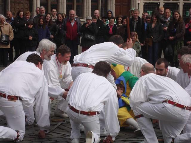 Lea in de Roma maart 2011 - 16