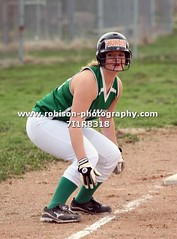 7I1R8318 (warren.robison) Tags: girls sports girl sport ball out photography action central first indiana christian highschool varsity softball bethesda pitcher triton basemen filder fairland ihsaa