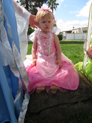 Princess photo shot