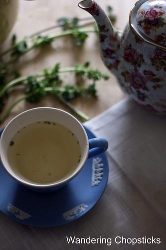 Stinging Nettle Tea 1