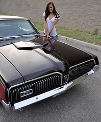"""1968 Cougar Photo Shoot With Kara • <a style=""""font-size:0.8em;"""" href=""""http://www.flickr.com/photos/85572005@N00/5663615636/"""" target=""""_blank"""">View on Flickr</a>"""