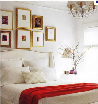 bedroom white linens